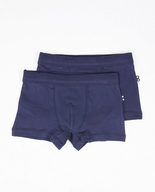 2 boxers bleus, Woody, 2-7 ans - ensemble de 2 - Woody