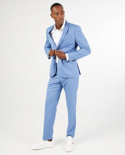 Blauwe kostuumbroek s.Oliver - classy - S. Oliver