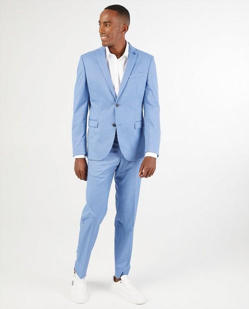 Blauwe kostuumvest s.Oliver - classy - S. Oliver