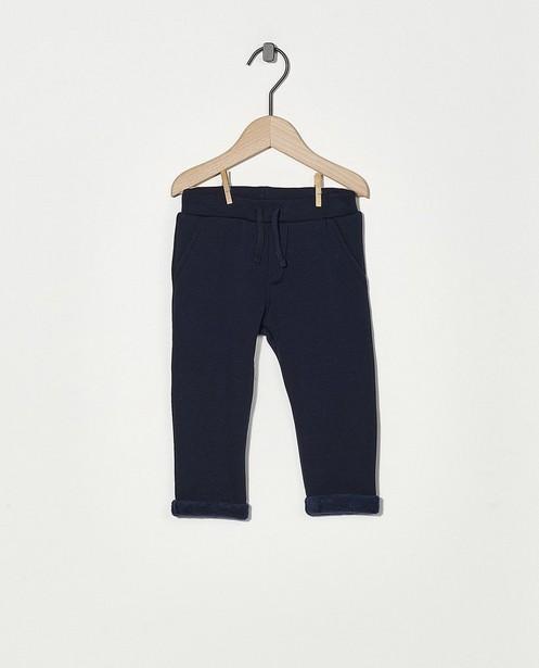 Pantalon bleu BESTies - stretch - Besties