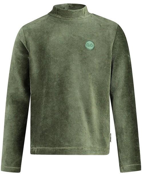 Groene longsleeve Tumble 'n Dry - ribfluweel - Tumble 'n Dry