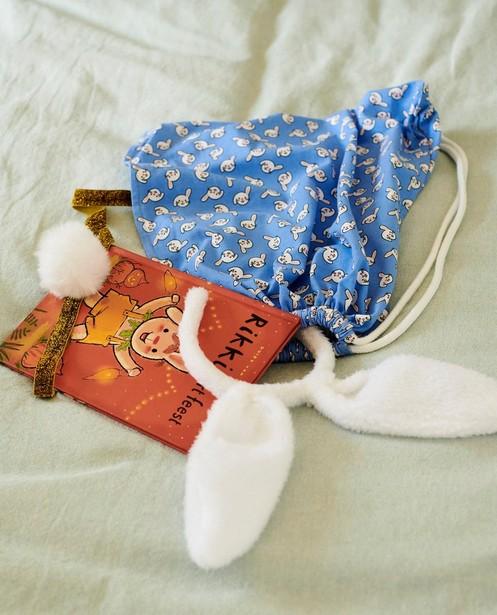 Pyjamas - Rikki set: pyjama + boek + accessoires (NL)