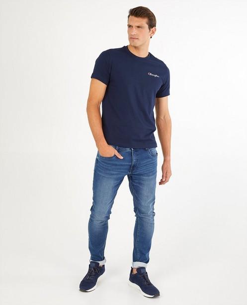 T-shirt bleu Champion - comfort fit - Champion