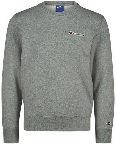 Donkergrijze sweater Champion