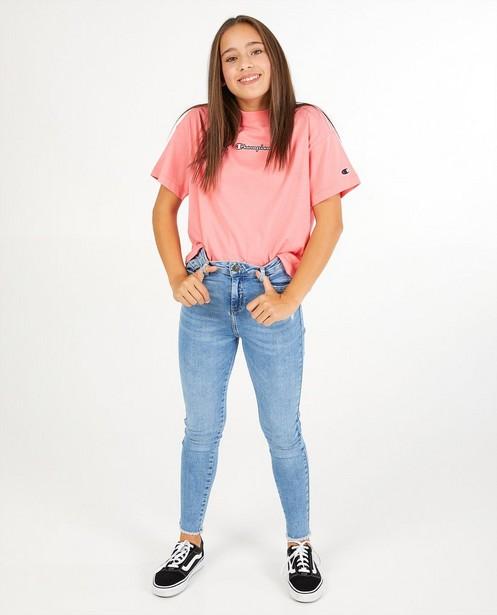 T-shirt rose fluo Champion - champion - Champion