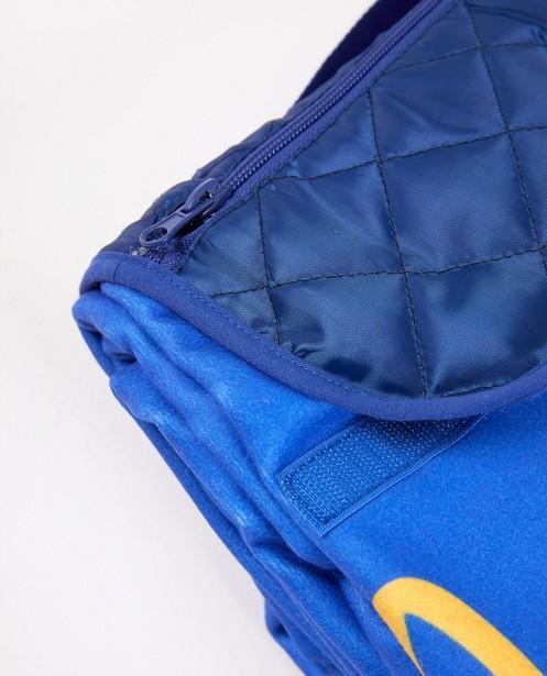 Breigoed - Blauw corona-proof picknickdeken