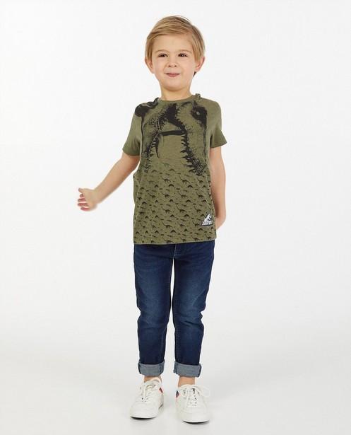 T-shirt à imprimé Jurassic Park - stretch - Jurassic Park