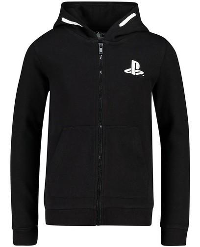 Zwart sweatvest PlayStation