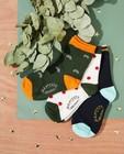 3 paires de chaussettes Baptiste, pointures39-46 - twinning - JBC