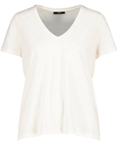 T-shirt avec un col en V Sora