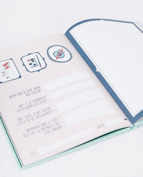 Gadgets - Vriendenboek - Stratier