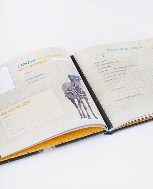 Gadgets - Vriendenboekje Enfant Terrible (FR)