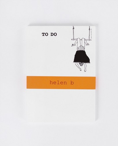 To do-blocnote - helen b