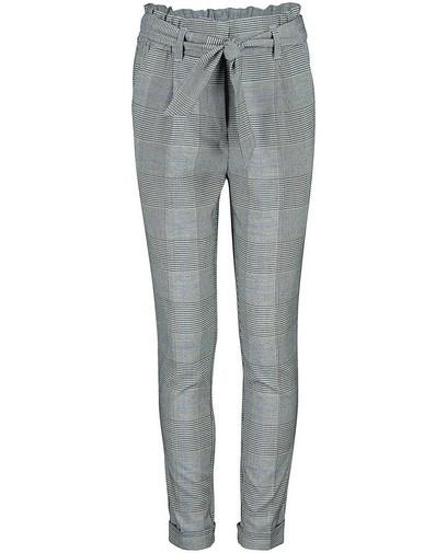 Pantalon gris à imprimé Communion