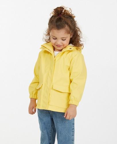 Imperméable jaune, 2-7 ans