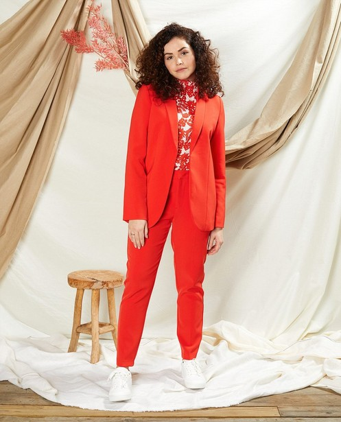 Rode blazer Sora - communie - Sora
