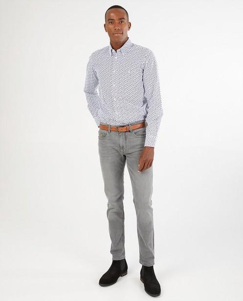 Pantalon gris Jan, Lerros - stretch - Lerros