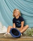 T-shirts - Blauw T-shirt met print Communie