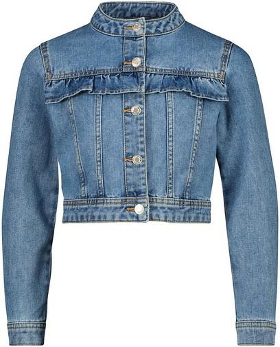Veste courte en jeans Communion