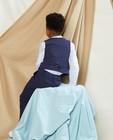 Cardigans - Gilet bleu à pois Communion