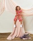 Jumpsuit met bloemenprint Communie - allover - Milla Star