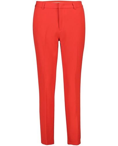 Rode geklede broek Sora
