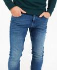 Jeans - Donkerblauwe skinny Jimmy