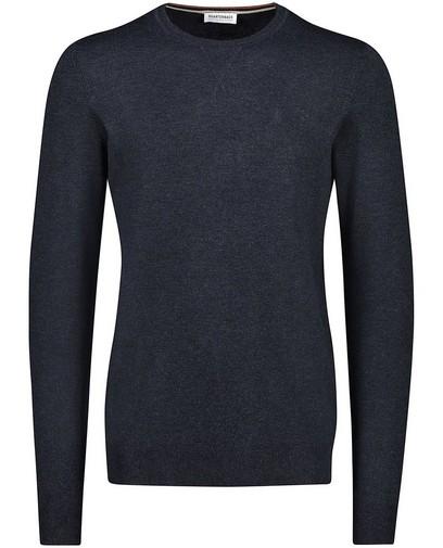 Donkerblauwe trui