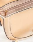 Handtassen - Camelkleurige handtas