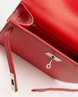 Handtassen - Rode handtas met slotje