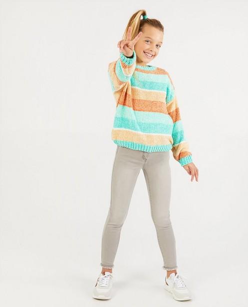 Skinny gris Marie BESTies, 7-14 ans - stretch - Besties