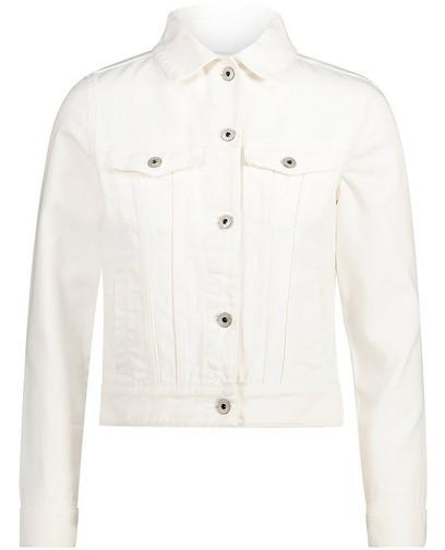 Witte jeansjas Sora