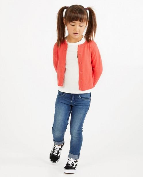 Cardigan avec motif en relief BESTies - fin tricot - Besties