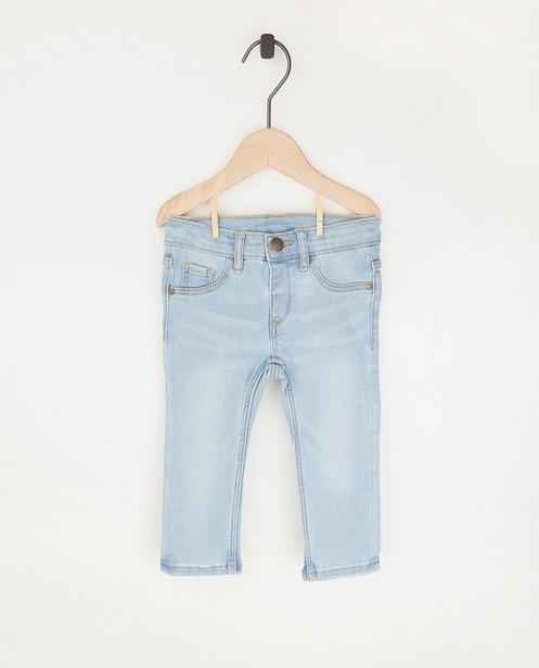Jeans bleu clair - effet délavé - Cuddles and Smiles