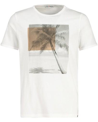 T-shirt met print Communie