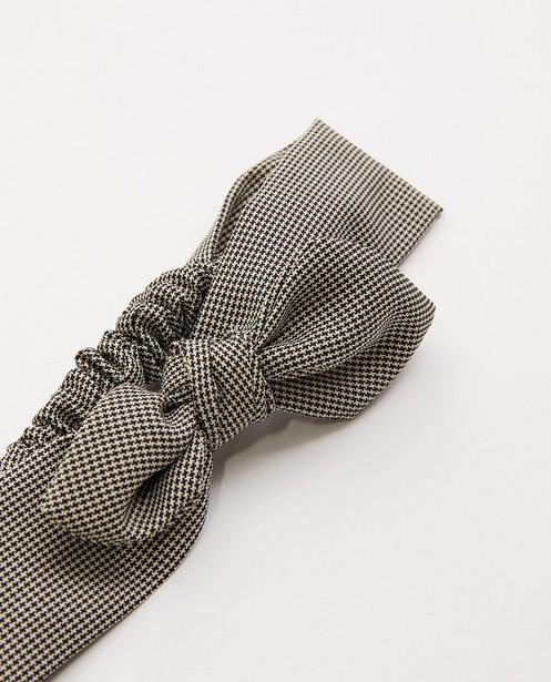 Breigoed - Haarband met print Samson