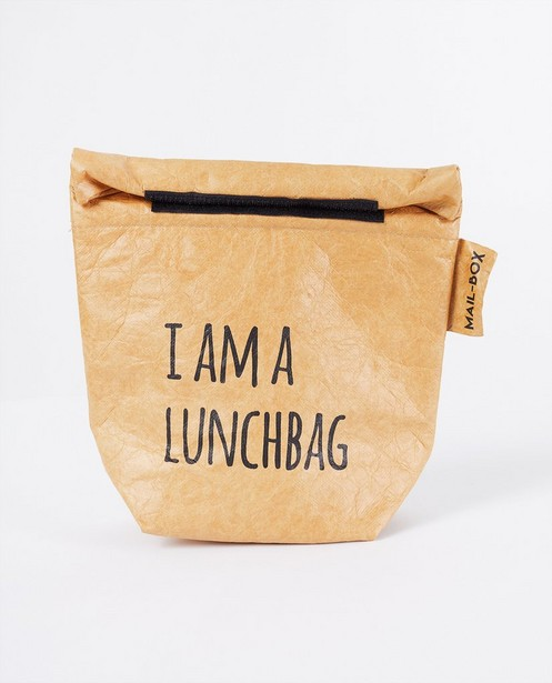 Lunchzakje MailBox - in bruin - JBC