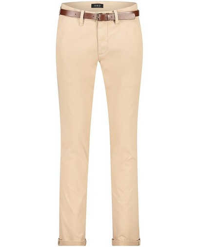 Beige slim fit chino Matthew