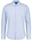 Chemises - Chemise bleu clair à rayures