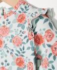 T-shirts - T-shirt à manches longues avec un imprimé fleuri