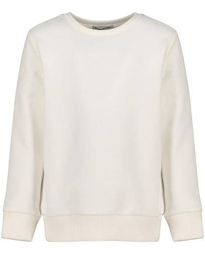 Witte unisex sweater kids