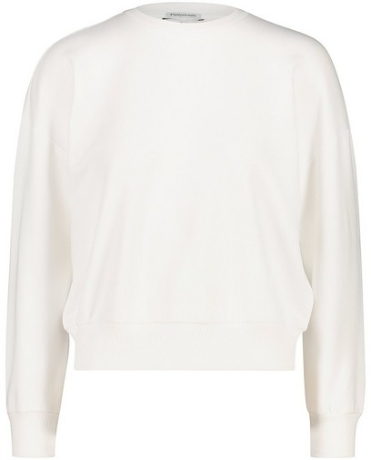 Witte unisex sweater tieners