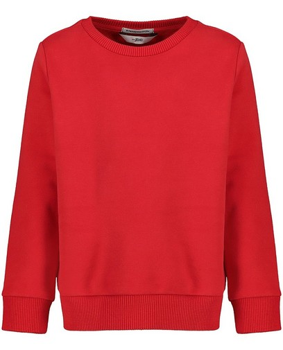 Sweat rouge hommes