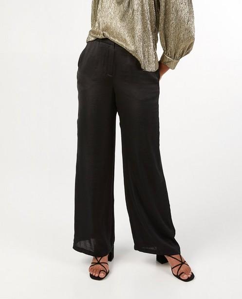 Pantalons - Zwarte broek Youh!