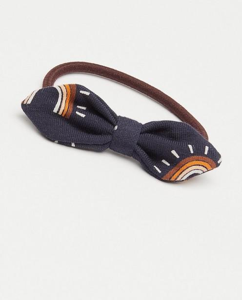 Breigoed - Set van haarband en elastiek