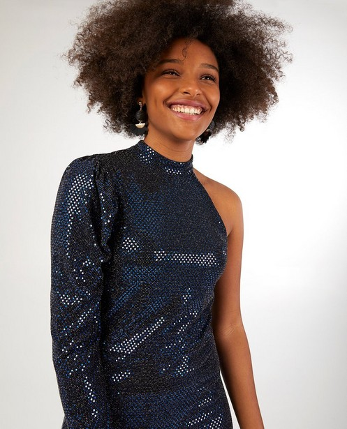 Asymmetrische jurk Youh! - null - Youh!