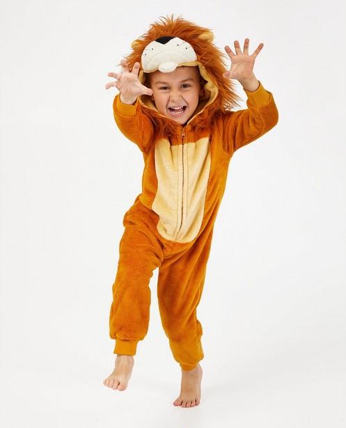 Combinaison lion, 2-7 ans - avec une fermeture à glissière - Kidz Nation