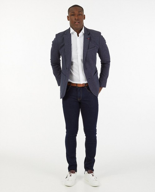 Blauwe modern fit jeans Lerros - met stretch - Lerros