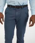 Pantalons - Chino bleu Atilla Lerros