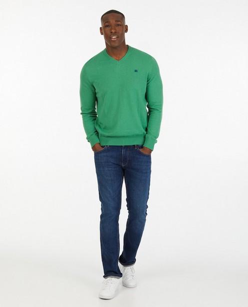 Pull vert Lerros - fin tricot - Lerros